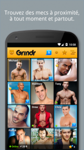 Application Grindr