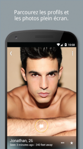 Application Grindr 2
