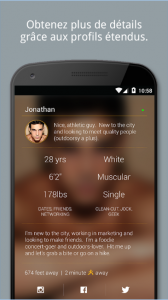 Application Grindr 3