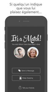 Application Tinder 3